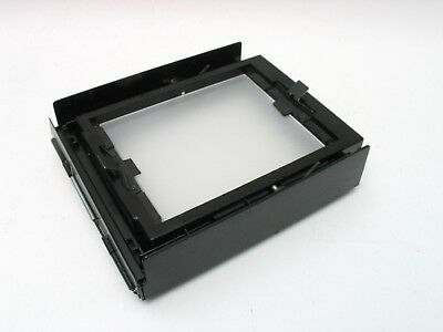 4x5 spring camera back w/ ground glass focusing panel for DIY project / pinhole