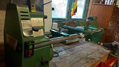 Multico TWL1000 wood turning lathe