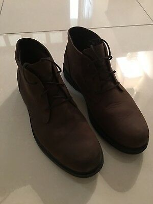 Mens Timberland Ankle Boots - Size 9.5
