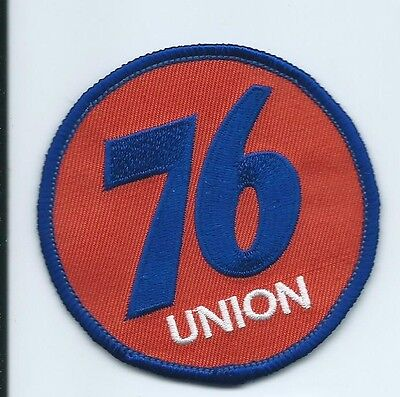 UNION 76 patch 3 in dia #297