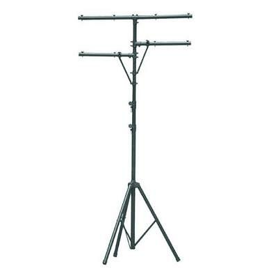 """On-Stage LS7720BLT 12"""" Lighting Stand w/ 2 sidearms  - NEW!"""