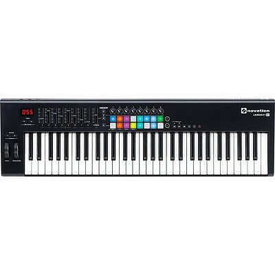 Novation Launchkey 61 MKII 61-Key Controller - NEW!