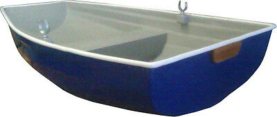 6' 7' & 8' Pram Dinghy - Ideal Pond Boat - Yacht Tender - Fishing Rowing Dinghy