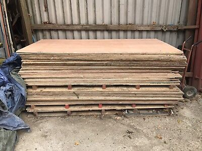 Plywood Sheets [WBP] 18mm