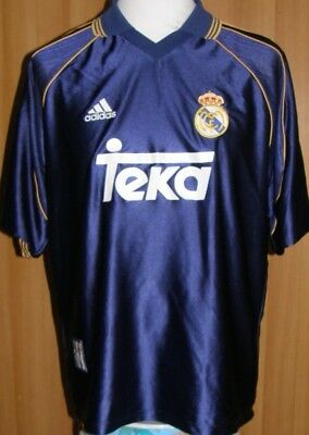 Maglia Shirt Trikot Maillot Real Madrid Football 1998/2000