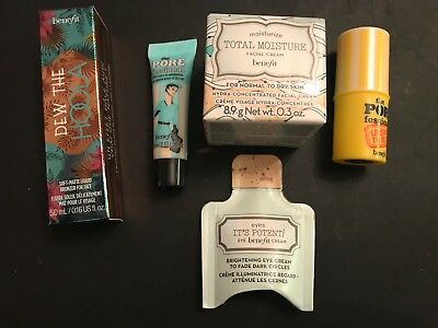 Benefit - Various Samples