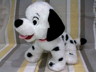 """Lucky from 101 Dalmations Large 16""""plush by DisneyLand  Paris"""