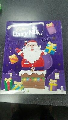 Cadbury Advent Calender Free Postage Quality Chocalate