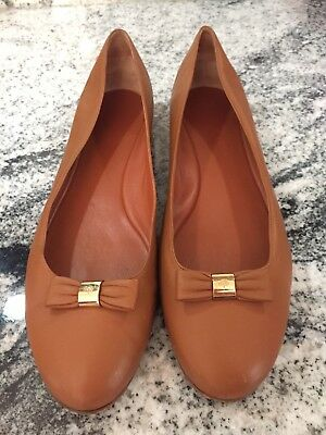 Mulberry Soft Leather Pumps Size U.K. 8