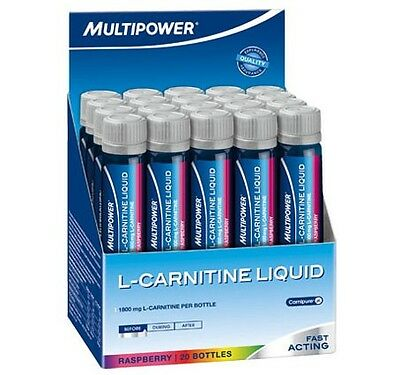 L-Cartinina Liquida Multipower