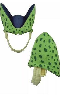 *NEW* Dragon Ball Z: Perfect Cell Cosplay Hat by GE Animation DBZ AUTHENTIC NEW