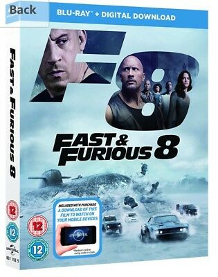 Fast And Furious 8 - Hd Code