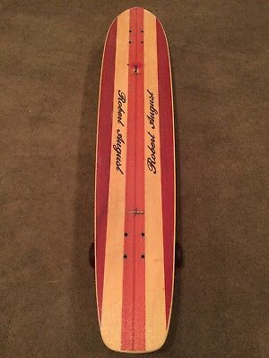 Surf One Robert August Longboard Very Excellent Condition!