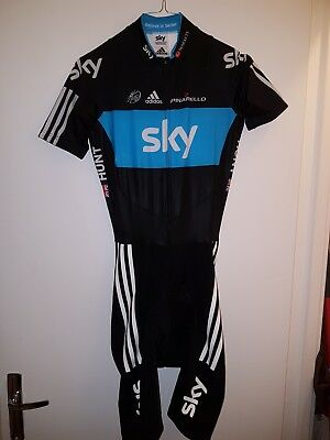 maillot cycliste  HUNT team SKY tour france cycling jersey radtrikot team issue