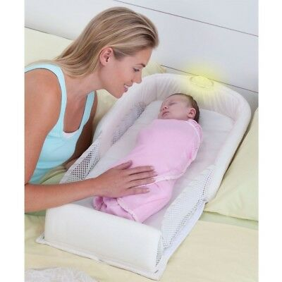 Baby Sleep Safety Health Positioners Close Secure Portable Co Sleeper Baby Fun