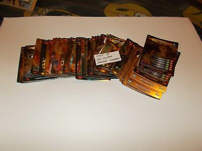 LOT 6 - 50 Various Battles in Time all RARE cards and possible only 1 or 2 dups