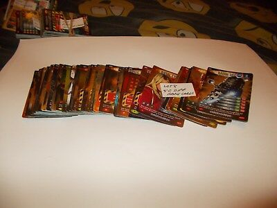 LOT 8 - 50 Various Battles in Time all RARE cards and possible only 1 or 2 dups