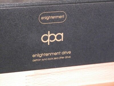 DPA DELTEC ENLIGHTENMENT DRIVE Laufwerk with spare drive