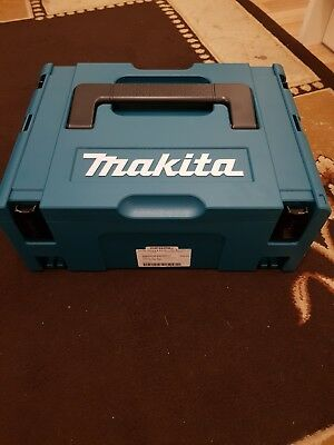Makita Cordless drill Connector Case Stacking Tool Box Stackable for Storage
