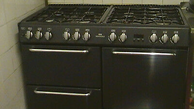 Commercial Cooker  New World 8 Burners