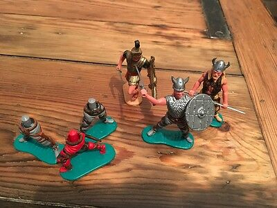 timpo vikings and roman