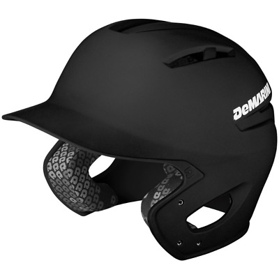Demarini Paradox Adult Baseball Batting Helmet - Black
