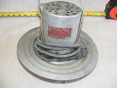 """Vintage Collectible """"Dixie Maid"""" Electric Churn"""