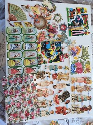 Decoupage Scraps Etc