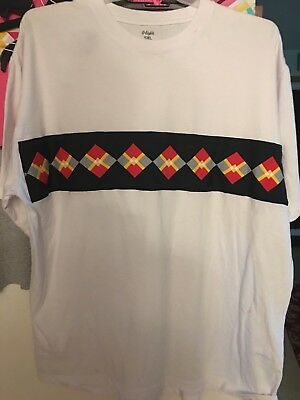 """New Seminole Patchwork Shirt Featuring """"Two Brothers"""" PW/ 5X"""