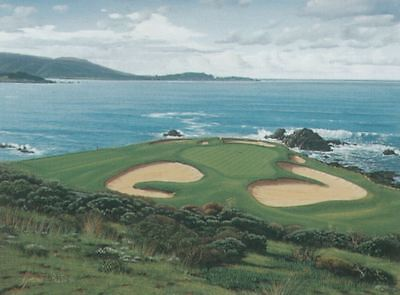 Graeme Baxter - Pebble Beach - Usa Golf