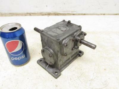 Boston Gears LB Gear Box Transmission Speed Reducer Gearbox 150:1 Ratio