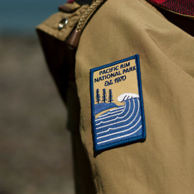 Pacific Rim National Park Patch