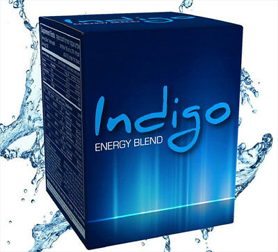 INDIGO energy drink - first formula for clean plant energy -10 PIC.