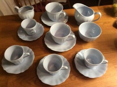 vintage GLAMOUR J&GMeakin China tea and coffee set