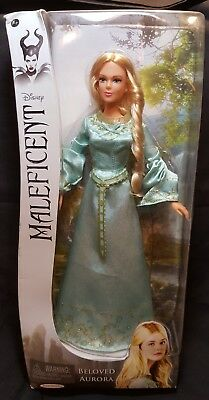 Disney Maleficent Beloved Aurora Doll ~ 2014 Jakks Pacific ~ Sleeping Beauty