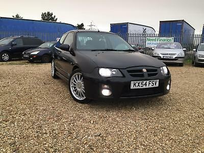 2004 MG MGF ZR 2.0TD+ 1st to C will buy Warranty & Delivery available PX welcome