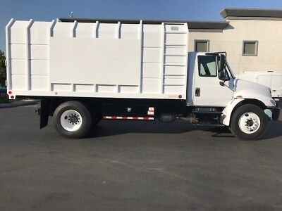 '13 International Chipper dump truck landscape freightliner hino ford peterbilt