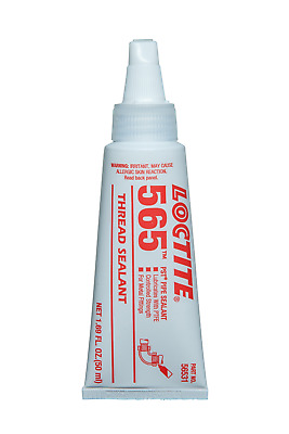 Loctite 565 Pst Controlled Strength Thread Sealant - 50Ml
