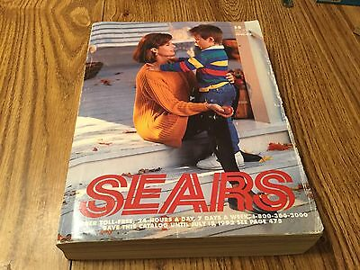 Sears Fall Winter 91-92