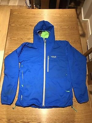 Rab Polertec Alpha Jacket Warm Insulation Large