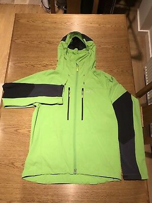 Rab Torque Softshell Jacket Windproof DWR Large