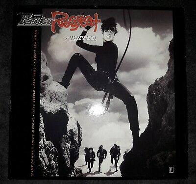 Faster Pussycat, Whipped!, Rare LP Ex+/Ex+