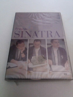 "Frank Sinatra ""the Man And His Music"" Dvd Precintado Sealed"