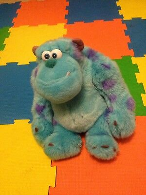 Disney Sully From Monsters Ink Plush Teddy