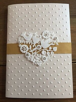 handmade love engagement wedding bridal shower hen's anniversary greeting card