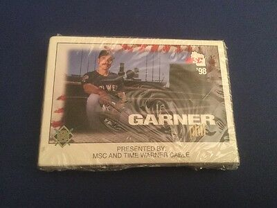 Milwaukee Brewer Baseball 1998 Vintage Cards New Presented By Time Warner Cable