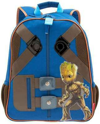Disney Store Marvel Guardians of the Galaxy Rocket Raccoon Hooded Backpack