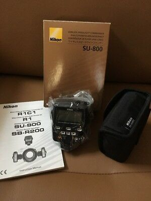 Nikon SU-800 Wireless Speedlight Commander  **LIKE NEW**