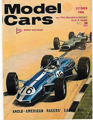 1966 october model cars magazine