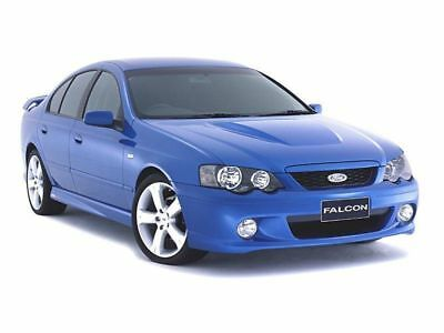 Ford Falcon AU-BA-BF-XR6 & 8 WORKSHOP SERVICE REPAIR MANUAL - FAST & FREE
